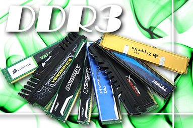 Velký srovnávací test DDR3 pamětí s kapacitou 16 GB