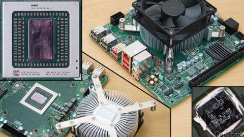 AMD 4700S Desktop Kit nabídne procesor z PlayStationu 5