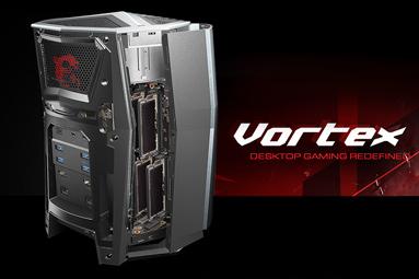 MSI Vortex G65: unikátní mini-PC s i7-6700K a 2× GTX 980