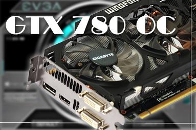 Gigabyte GeForce GTX 780 OC — levnější Titan v akci