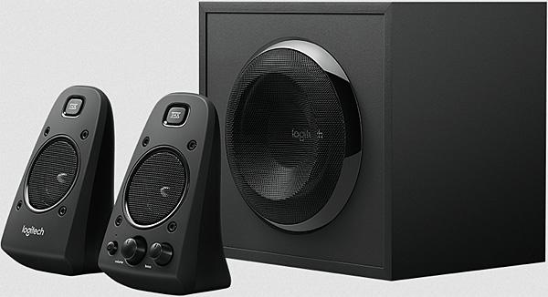 Reproduktorová sestava Logitech Speaker System Z623