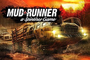 Spintires: Mudrunner – bahno je zpátky!