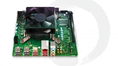 AMD nabízí základní desku 4700S Desktop Kit