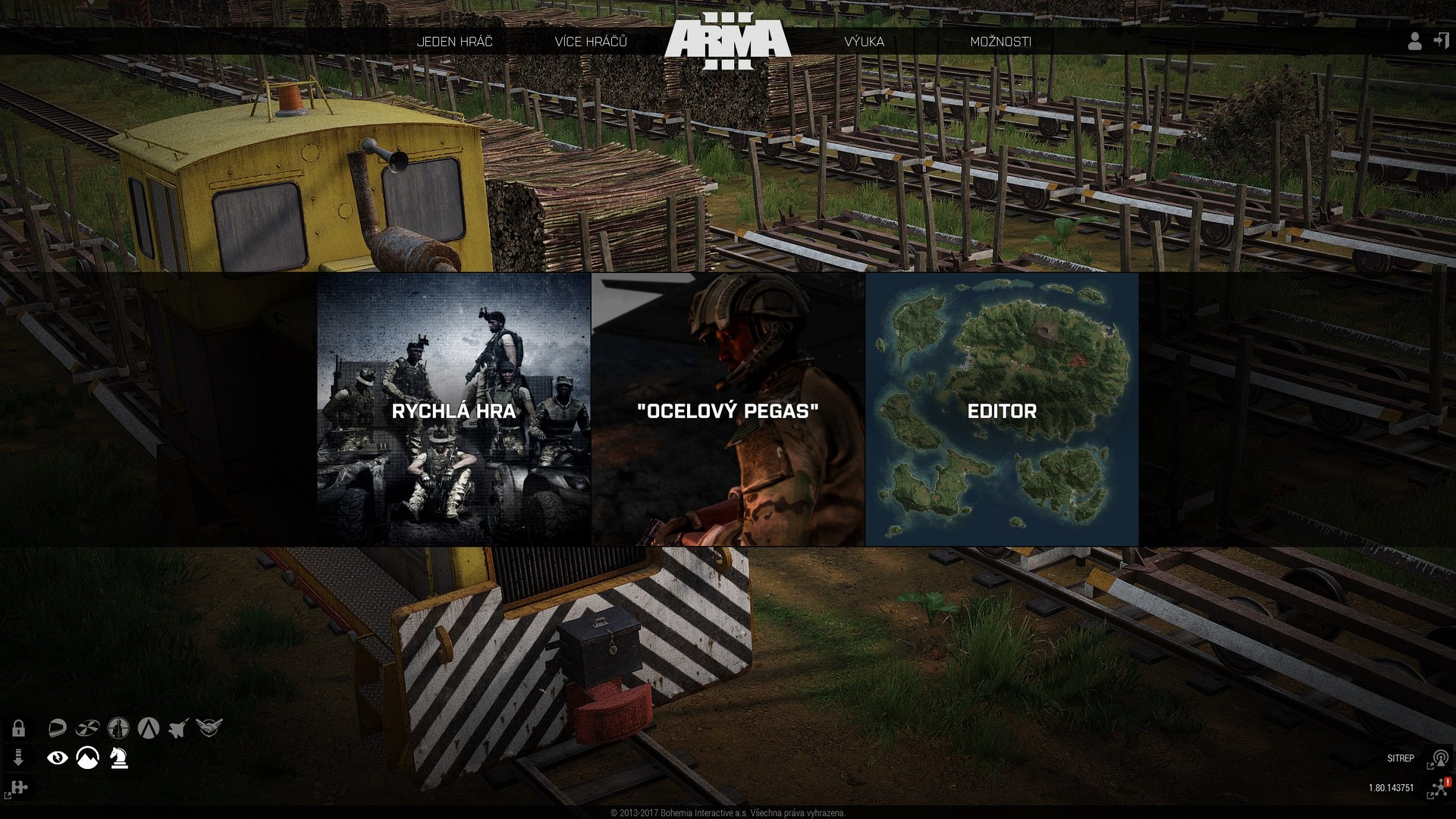 ARMA III: Tac-Ops Mission Pack – příspěvek na pivo?