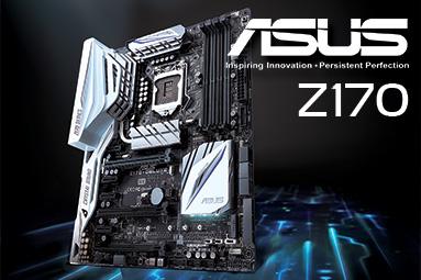 Asus Z170 Deluxe: Deska pro hráče i profesionály
