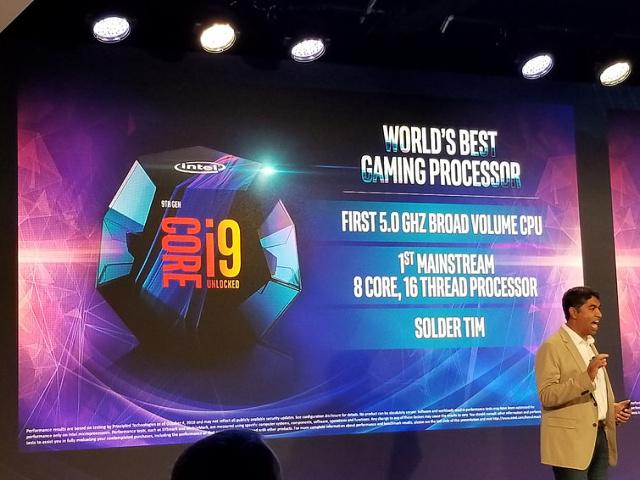 Intel Core i9–9900K a MSI MEG Z390 ACE v testu