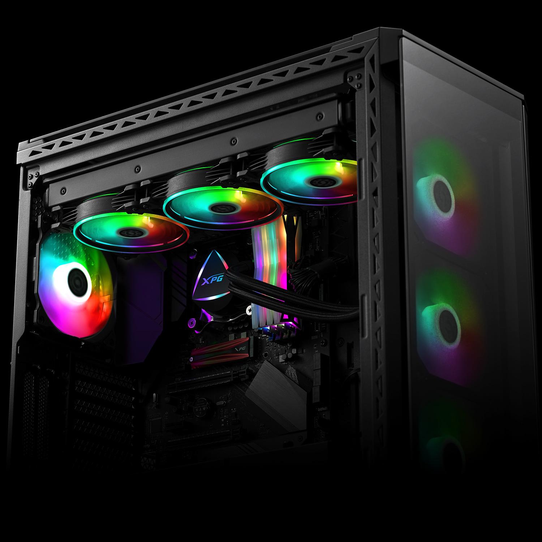 XPG uvádí výkonné vodní chlazení pro procesory Levante 360