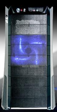 Thermaltake M9 VI1000BNS - levná skříň od profíků