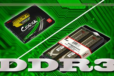 Minitest pamětí — Geil EVO Corsa a Kingston HyperX PnP