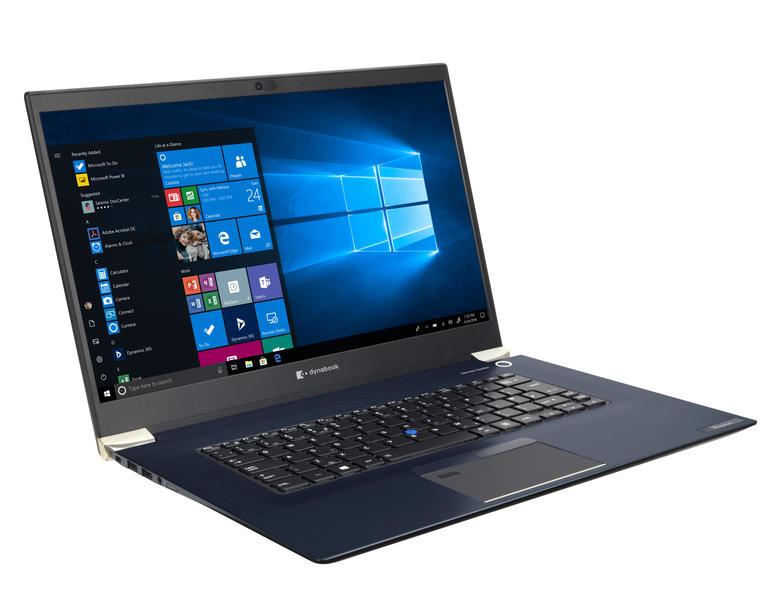 Dynabook Tecra X50-F: firemní notebook s výdrží 17 hodin