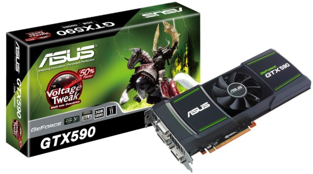Nvidia GeForce GTX 590 – test vyzyvatele Radeonu HD 6990