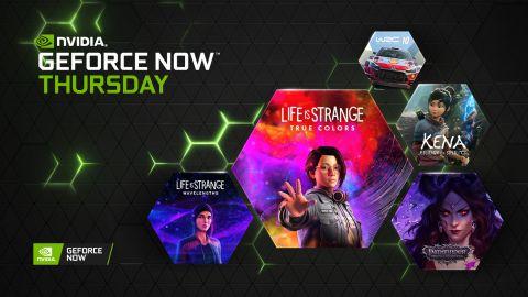 Do GeForce NOW zamíří v září 16 her včetně Life is Strange: True Colors