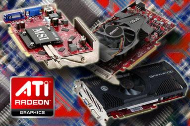 Megatest 13 grafik do čtyř tisíc — Radeon