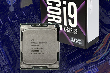 Intel Core i9-7920X: Dvanáct jader Skylake-X v testu