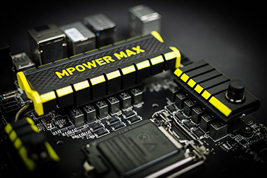 MSI Z97 MPOWER MAX AC: s Intel Z97 pro Haswell Refresh