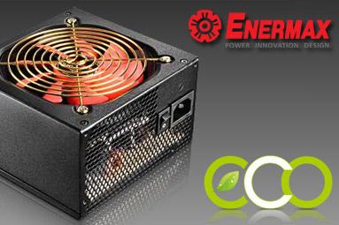Soutěž se společností Enermax o zdroje a další ceny