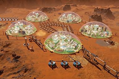 Fascinující Surviving Mars: Kolonisté nesmějí zemřít!