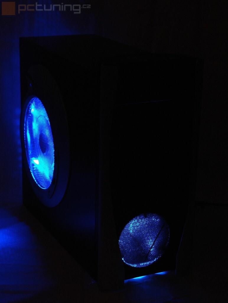 Enermax Phoenix Neo - modrá vichřice