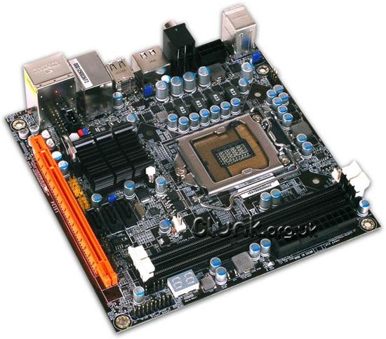 DFI MI P55-T36 Mini ITX