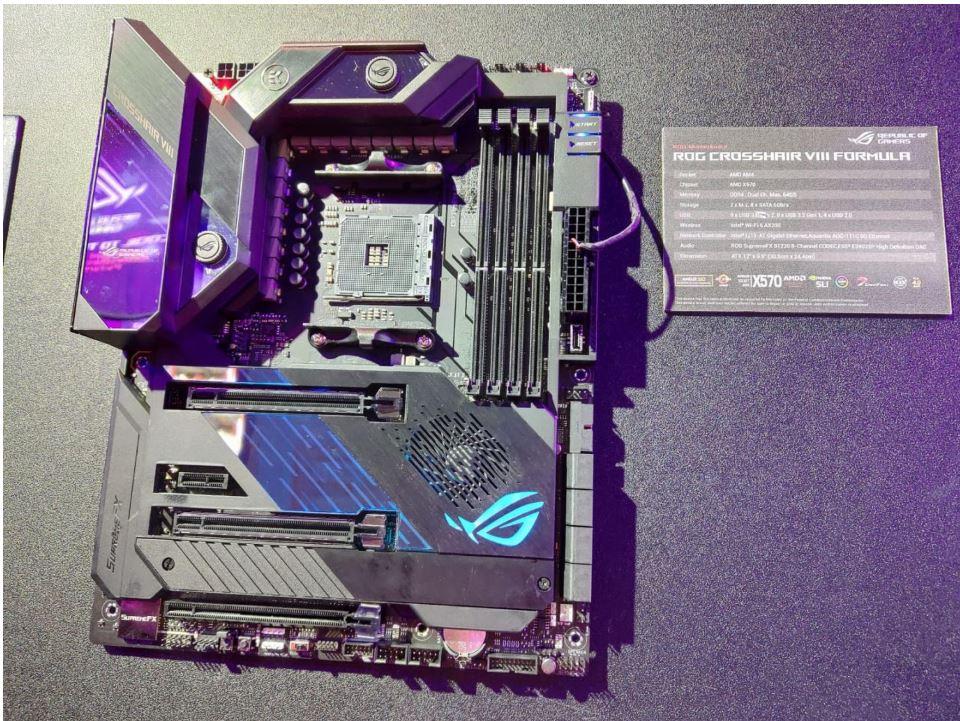Asus uvedl na Computexu nové základní desky řady Prime i další