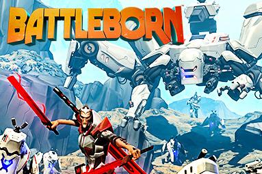 Battleborn: MOBA v kabátku Borderlands na scéně