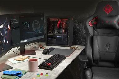 HP Omen Citadel - Solidní herní židle od známé značky