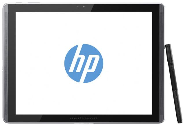 HP pracuje na dvou nových výkonných tabletech zaměřených na firemní využití
