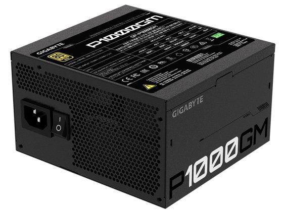 Gigabyte má výkonný 1000W zdroj dlouhý jen 14 cm