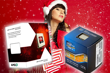 Vánoční průvodce – vyberte si hardware pod stromeček