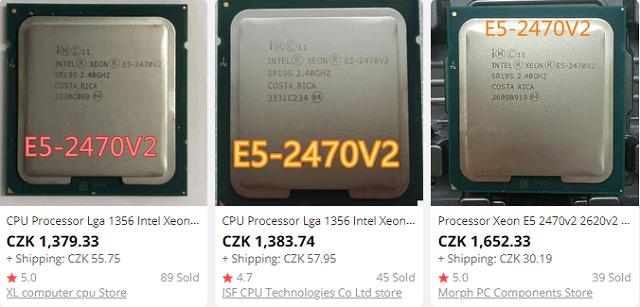 Intel Xeon E5-2470V2