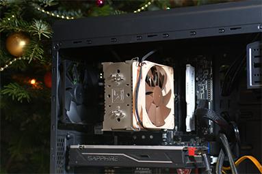 Doporučené herní PC sestavy vyšší třídy: zima 2016