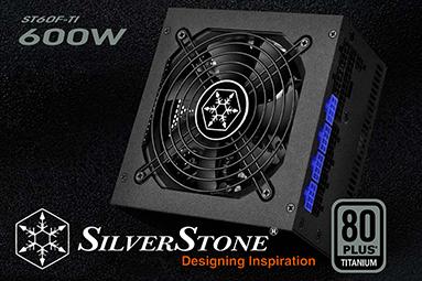 Recenze zdroje Silverstone Strider Titanium 600 W
