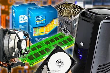 Stavba levných herních počítačů za 10 a 15 tisíc
