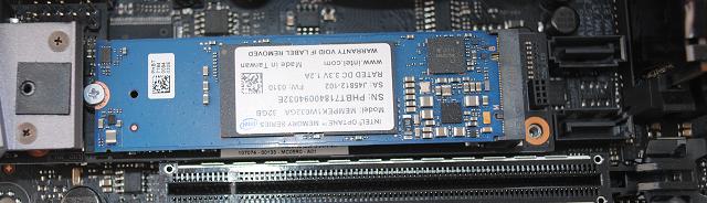 Pozice pro SSD