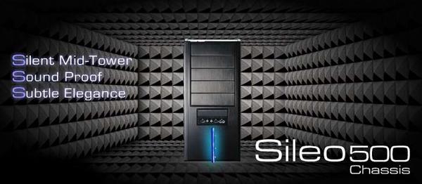 Cooler Master Sileo 500 - decentní ticho za rozumný peníz