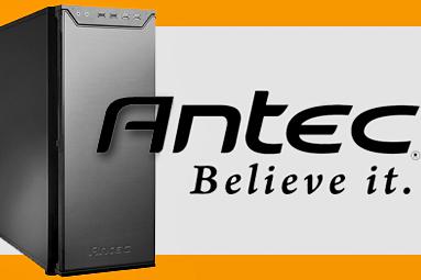 Soutěžte o skvělé skříně Antec – hrajeme o tři modely