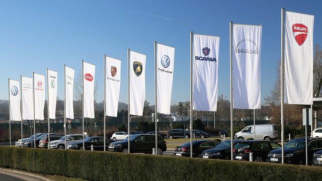 Volkswagen Group: dvanáct velkých značek a celý svět