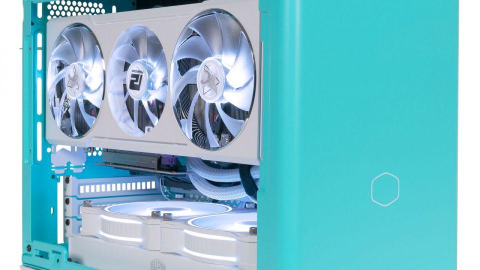Cooler Master uvádí na trh barevné počítačové skříně NR200P