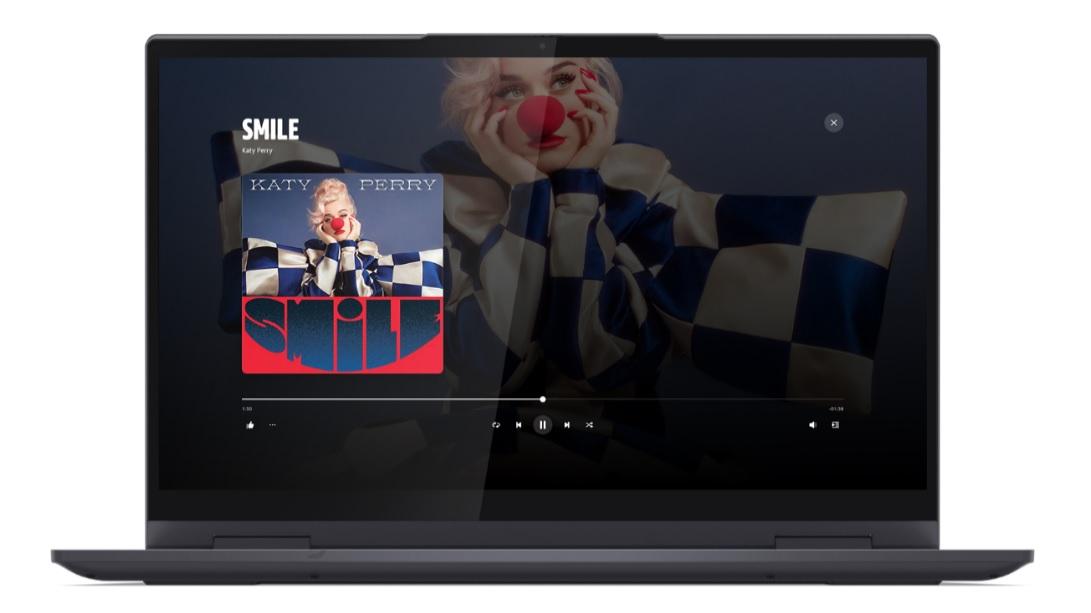 Lenovo se spojilo s Amazon Music. Nabídne 3 měsíce hudby zdarma