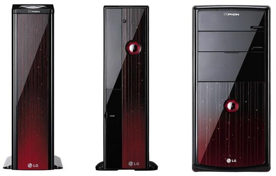 Povedené domácí PC ala XPION 30