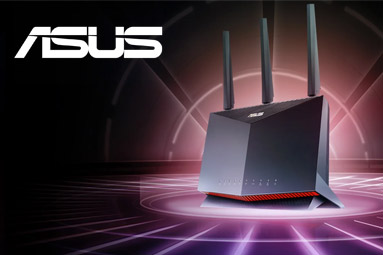 Domácí síťování: zlepšujeme Wi-Fi s ASUS RT-AX86U
