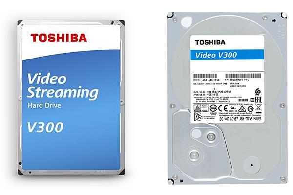 Pevný disk Toshiba V300