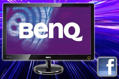 Soutěž o LCD BenQ V2420 – foťte o stošest