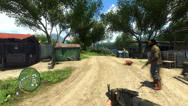 Far Cry 3 — tropická džungle s efekty DirectX 11
