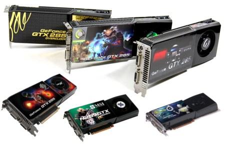 Asus GeForce GTX 285 - Úspornější a výkonnější
