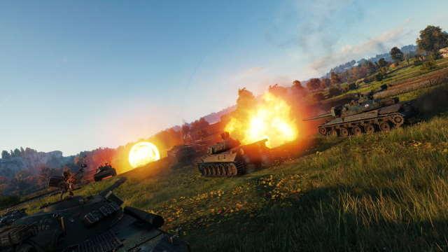 Onlinovka World of Tanks zamíří na Steam