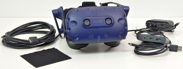 HTC Vive Pro – Jasně nejlepší set pro Virtuální Realitu