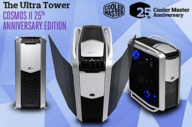 Soutěžte s Cooler Master o Cosmos II a další ceny za 18 tisíc
