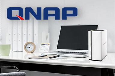 Soutěžte s QNAP o NAS TS-228 pro dva disky