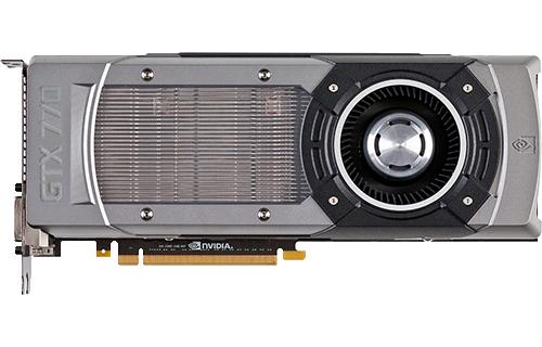 Specifikace nVidia GTX 770 zveřejněny